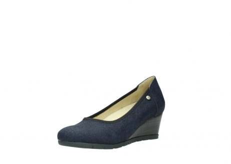 wolky court shoes 04665 ocean 90803 blue printed suede_22