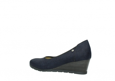 wolky court shoes 04665 ocean 90803 blue printede suede_3