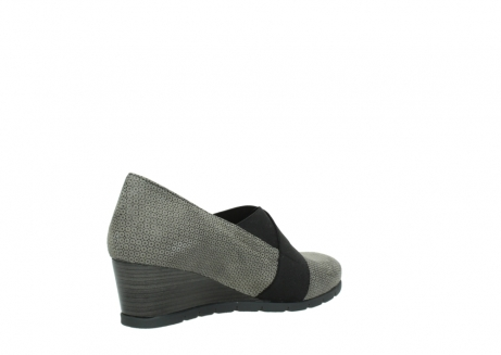 wolky court shoes 04667 fonda 90153 taupe printed suede_10