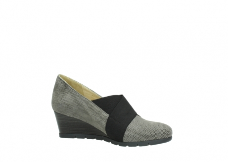 wolky court shoes 04667 fonda 90153 taupe printed suede_15
