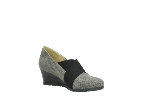 wolky court shoes 04667 fonda 90153 taupe printed suede_16