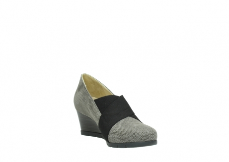 wolky court shoes 04667 fonda 90153 taupe printed suede_17