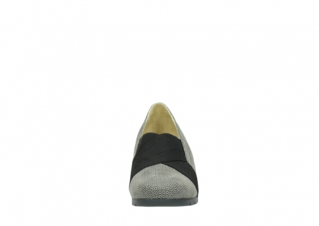 wolky court shoes 04667 fonda 90153 taupe printed suede_19