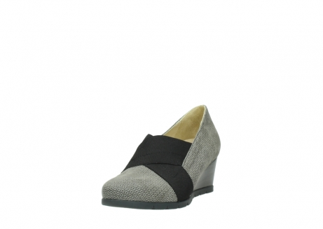 wolky court shoes 04667 fonda 90153 taupe printed suede_21