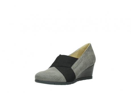wolky court shoes 04667 fonda 90153 taupe printed suede_22