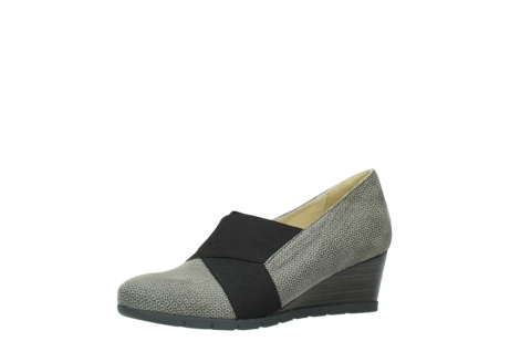 wolky court shoes 04667 fonda 90153 taupe printed suede_23