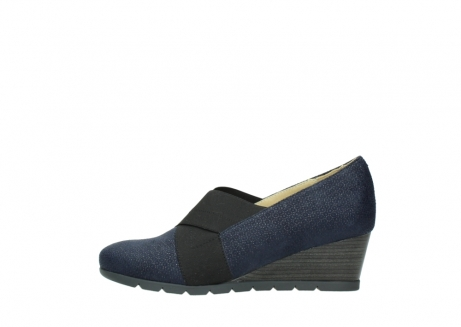 wolky court shoes 04667 fonda 90803 blue printed suede_1