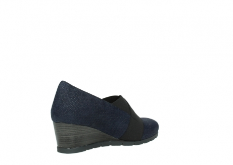 wolky court shoes 04667 fonda 90803 blue printed suede_10