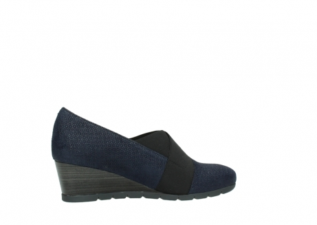 wolky court shoes 04667 fonda 90803 blue printed suede_12