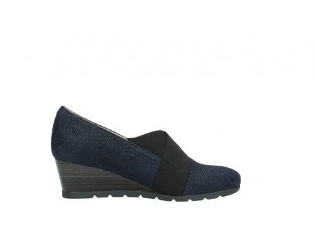 wolky court shoes 04667 fonda 90803 blue printed suede_13