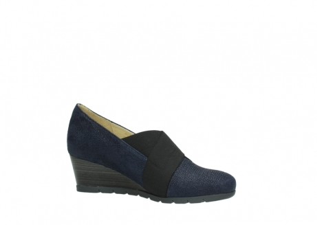 wolky court shoes 04667 fonda 90803 blue printed suede_15