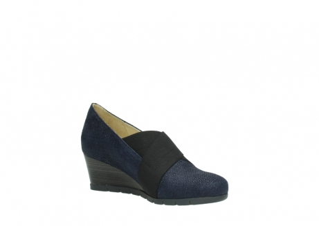 wolky court shoes 04667 fonda 90803 blue printed suede_16