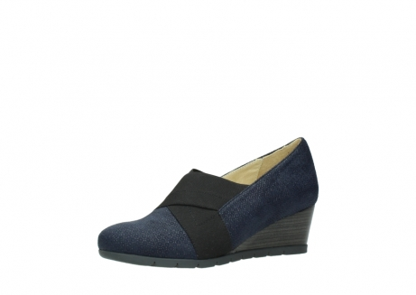 wolky court shoes 04667 fonda 90803 blue printed suede_23