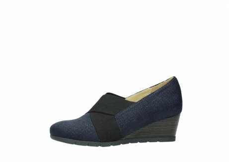 wolky court shoes 04667 fonda 90803 blue printed suede_24