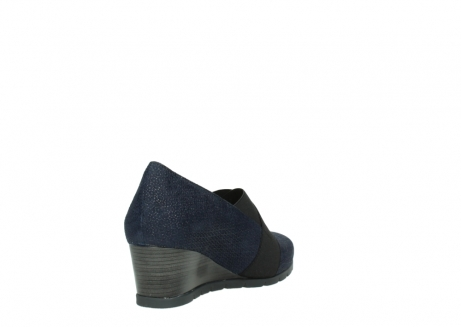 wolky court shoes 04667 fonda 90803 blue printed suede_9