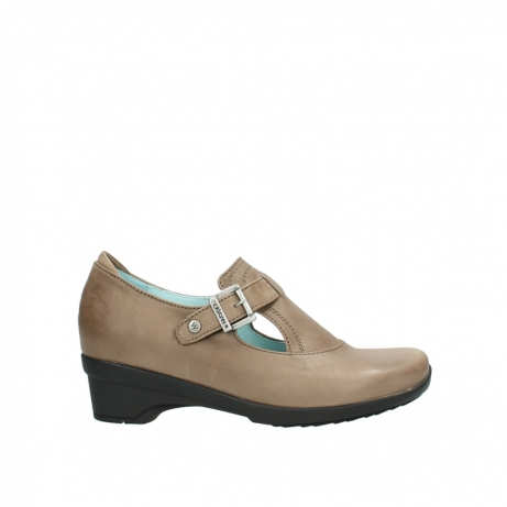 wolky pumps 07652 indiana 80150 taupe leer