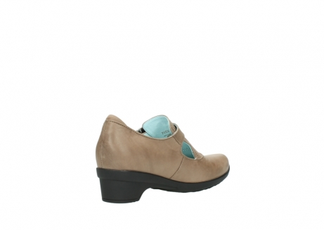 wolky pumps 07652 indiana 80150 taupe leer_10