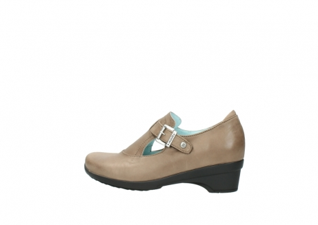 wolky pumps 07652 indiana 80150 taupe leer_2