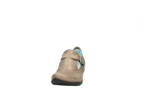 wolky pumps 07652 indiana 80150 taupe leer_20