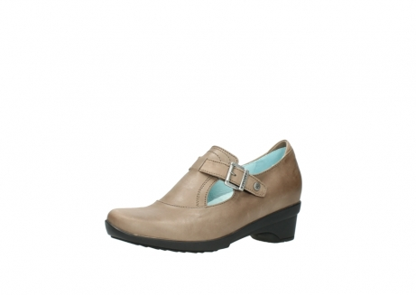 wolky pumps 07652 indiana 80150 taupe leer_23