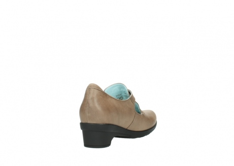 wolky pumps 07652 indiana 80150 taupe leer_9