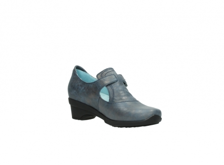 wolky court shoes 07652 indiana 80800 blue leather_16