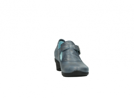 wolky court shoes 07652 indiana 80800 blue leather_18