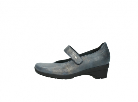wolky pumps 07656 virginia 80800 blau leder_1