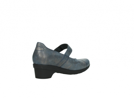 wolky court shoes 07656 virginia 80800 blue leather_10