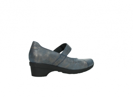 wolky pumps 07656 virginia 80800 blau leder_11