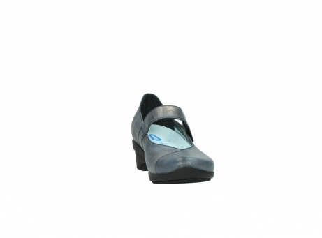 wolky court shoes 07656 virginia 80800 blue leather_18