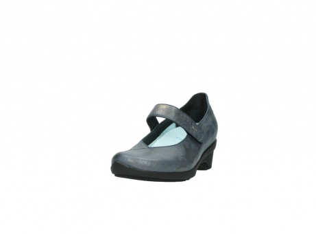 wolky pumps 07656 virginia 80800 blau leder_21