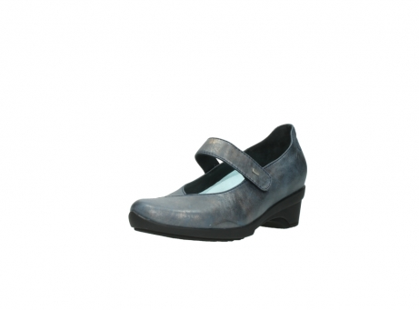 wolky pumps 07656 virginia 80800 blauw leer_22