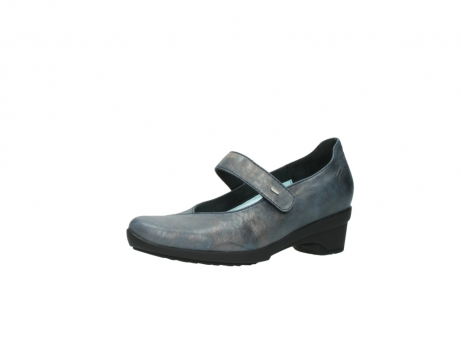 wolky pumps 07656 virginia 80800 blau leder_23
