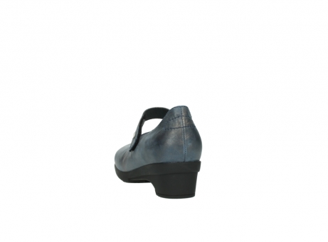 wolky pumps 07656 virginia 80800 blau leder_6