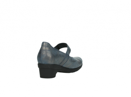 wolky court shoes 07656 virginia 80800 blue leather_9