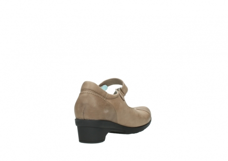 wolky pumps 07657 georgia 80150 taupe leer_9