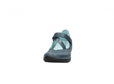 wolky pumps 07657 georgia 80800 blauw leer_20