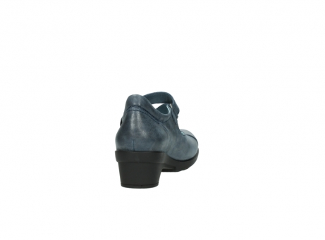 wolky pumps 07657 georgia 80800 blauw leer_8