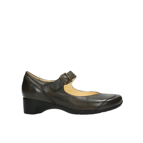 wolky pumps 07808 opal 20150 taupe leer