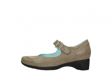 wolky pumps 07808 opal 90150 taupe leder_1