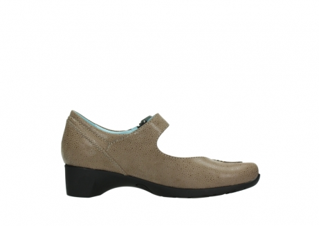 wolky pumps 07808 opal 90150 taupe leder_13