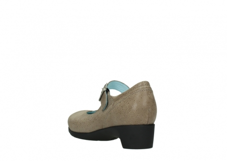 wolky pumps 07808 opal 90150 taupe leder_5