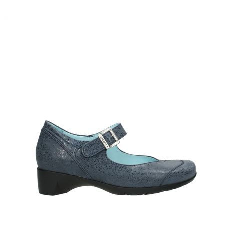 wolky pumps 07808 opal 90820 denim nubuk