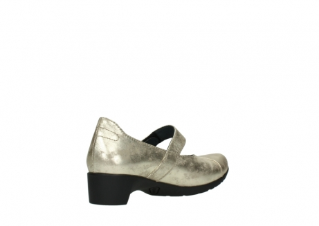 wolky court shoes 07813 ruby 10190 champagne nubuck_10