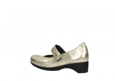 wolky court shoes 07813 ruby 10190 champagne nubuck_3