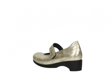 wolky court shoes 07813 ruby 10190 champagne nubuck_4