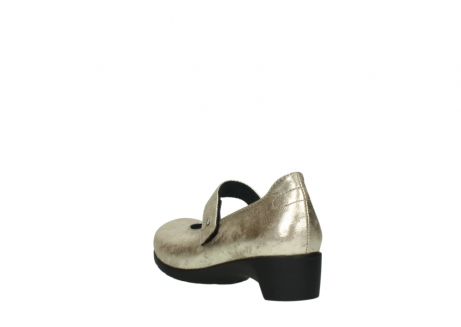 wolky court shoes 07813 ruby 10190 champagne nubuck_5