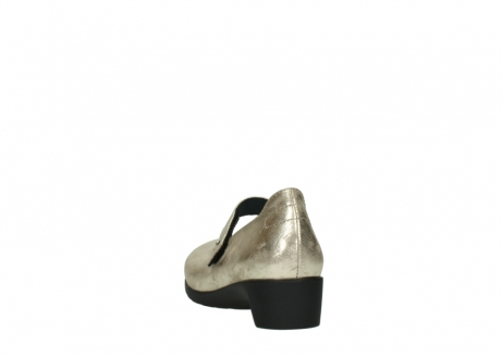 wolky pumps 07813 ruby 10190 champagne nubuck_6