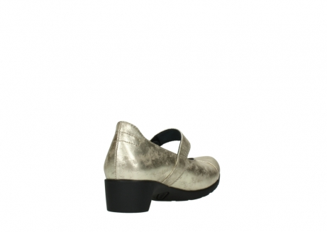 wolky court shoes 07813 ruby 10190 champagne nubuck_9